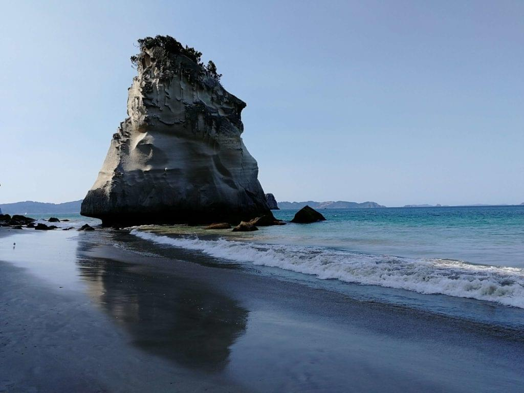 Cathedral Cove Beach; Australien oder Neuseeland - Natur