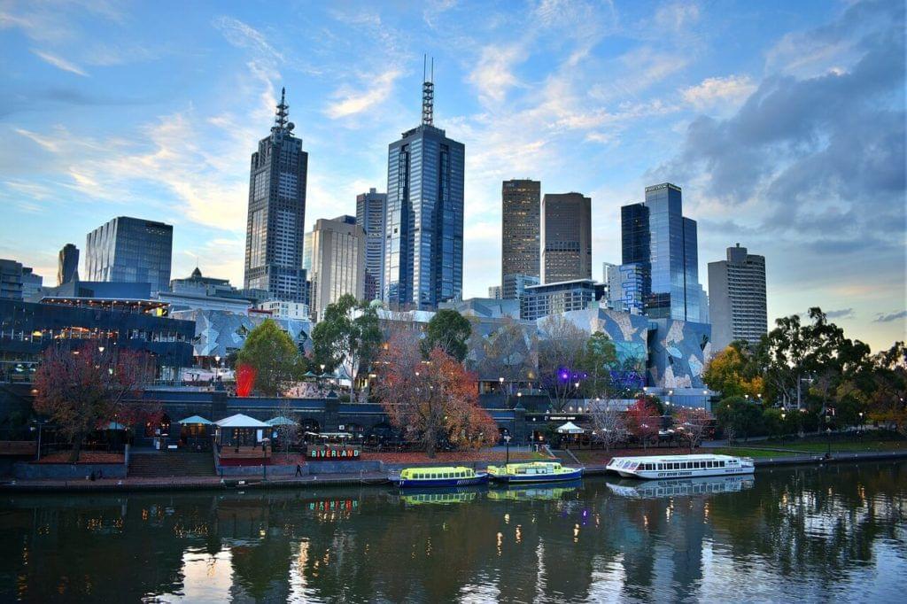 Melbourne - Australien