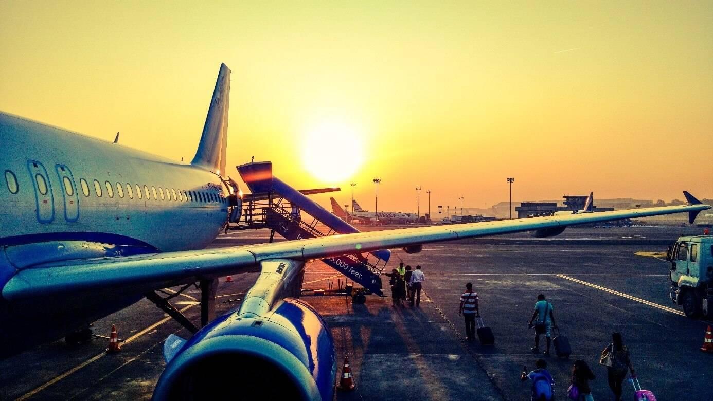 Entscheidung treffen Weltreise zu planen