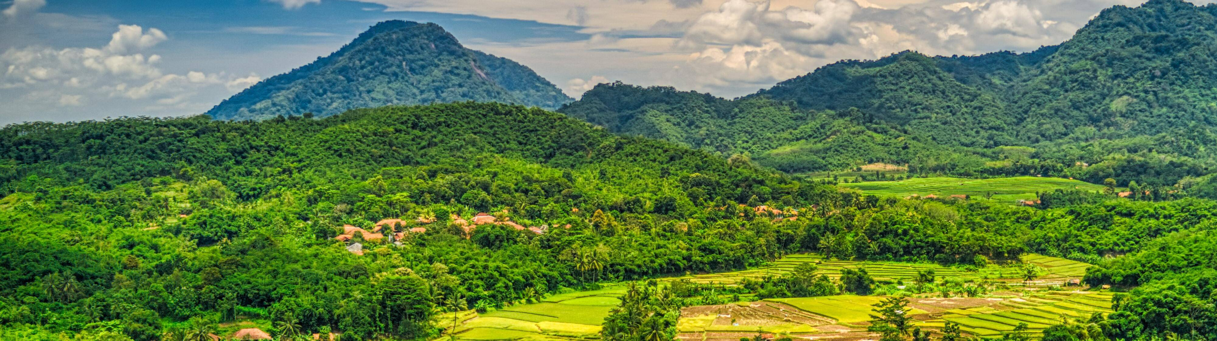 Reiseplaner Backpacking Indonesien