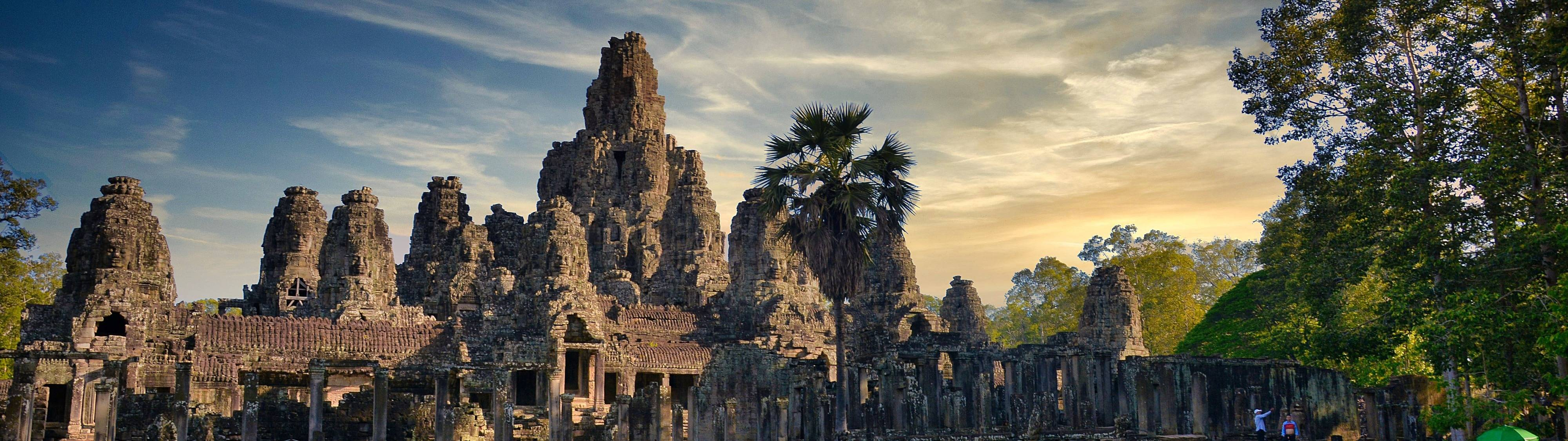 Reiseplaner Backpacking Kambodscha