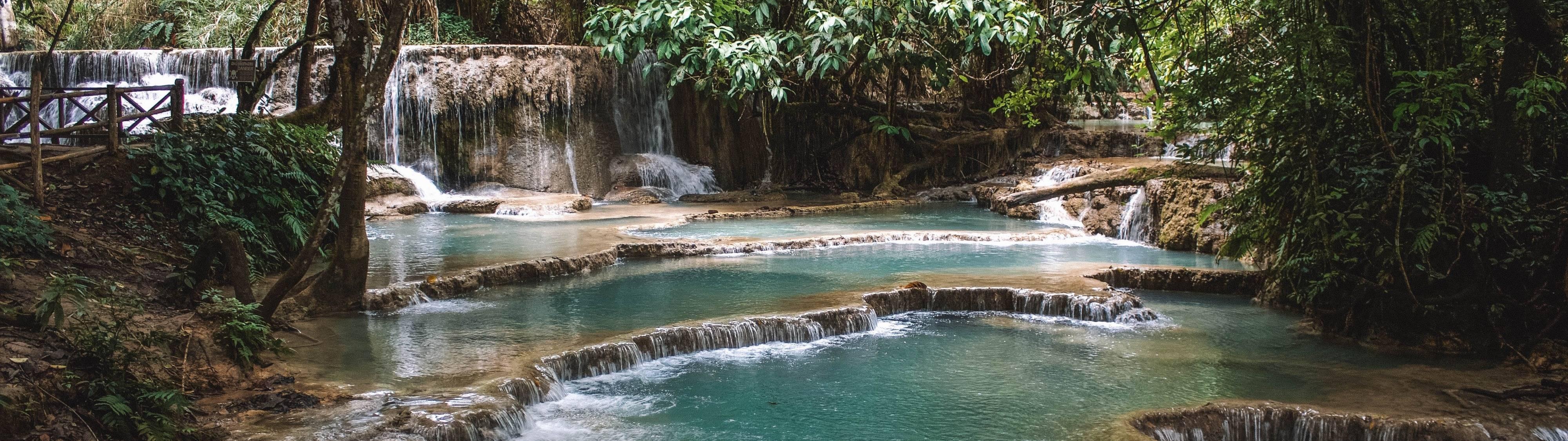 Reiseplaner Backpacking Laos