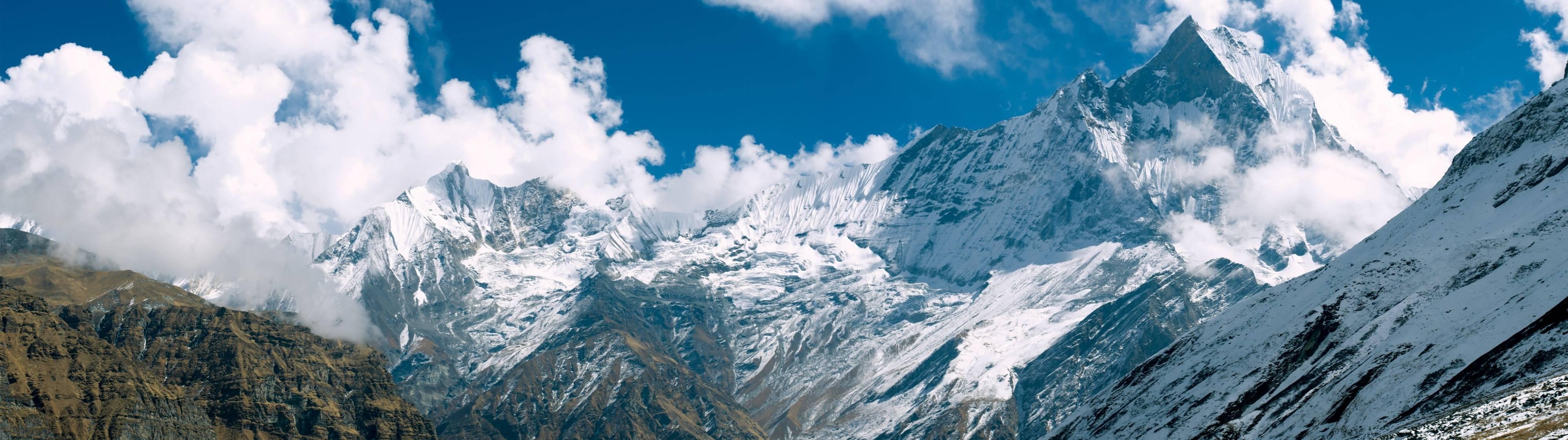 Reiseplaner Backpacking Nepal