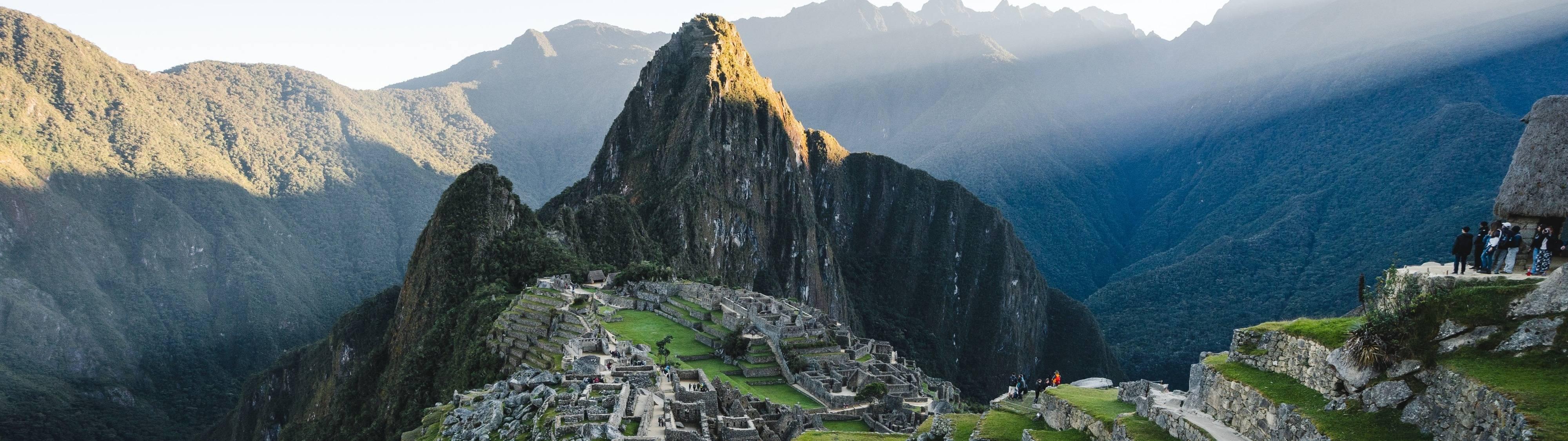 Reiseplaner Backpacking Peru