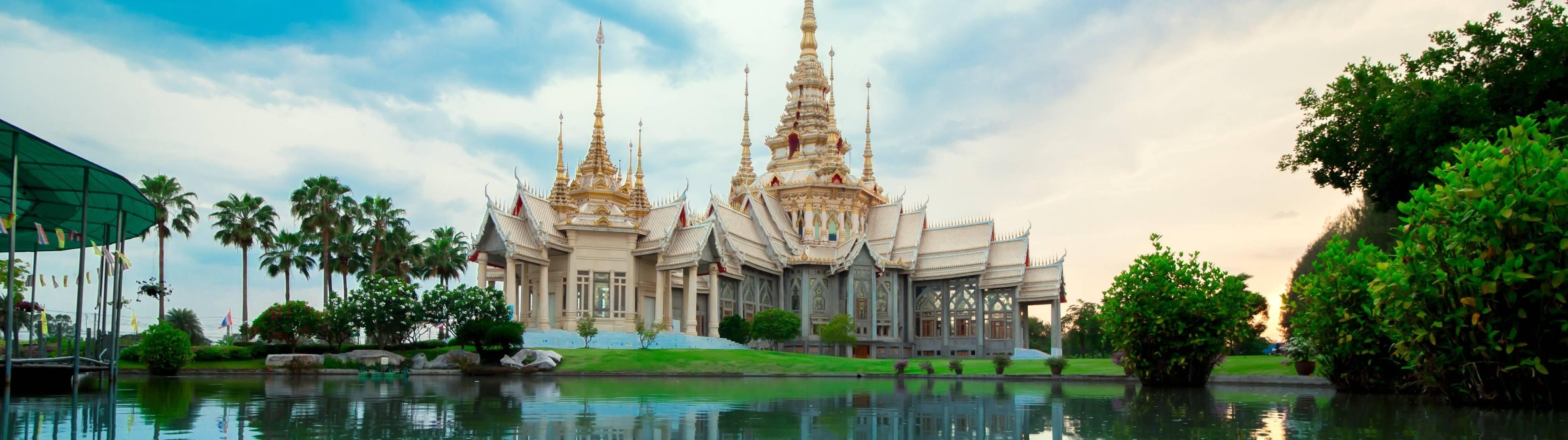 Reiseplaner Backpacking Thailand