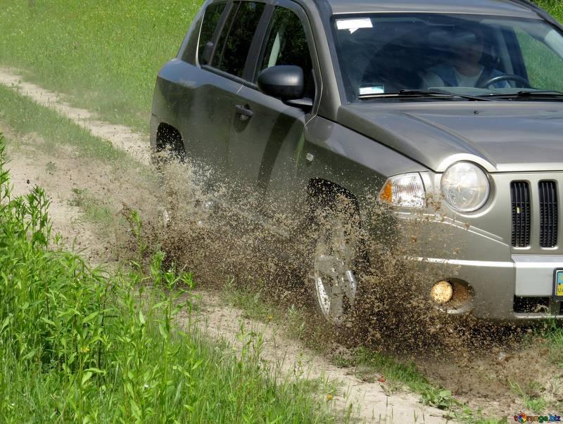 Tipp: Mit dem Mietwagen nicht ins Gelände