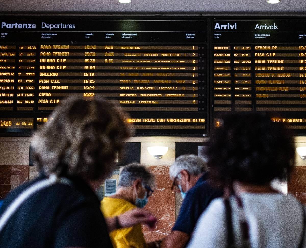 An- und Abreise mit deinem Reiseplaner planen